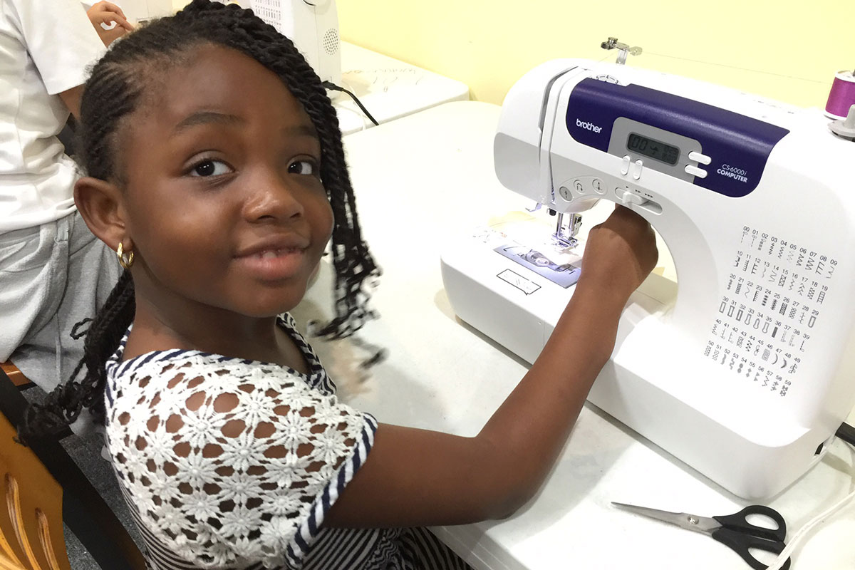 Sewing/Textile Arts Programs in Public Libraries