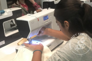 Creativity Shell to Host FREE Sewing Workshops on September 6th & 7th in Webster Studio.