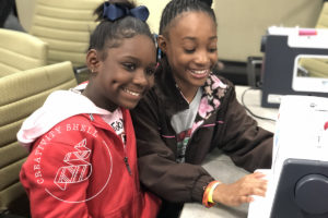 Rochester Central School District Embraces Creativity Shell – Will Offer Sewing Classes at School #53!