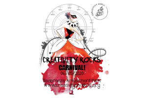 Sponsors Needed for Creativity Rocks – Carnival!