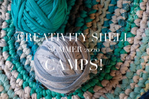 Registration for Summer Camps 2020 at the Creativity Shell Rochester is OPEN!!