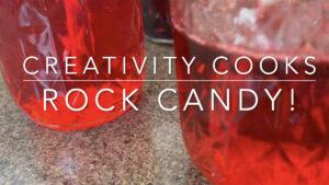 Creativity Cooks – Science Foods #1