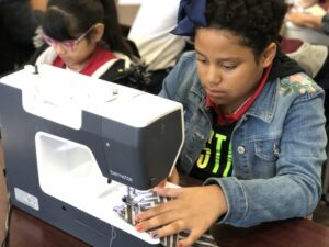 Fashion Arts/Sewing Classes at Rochester Community Centers!